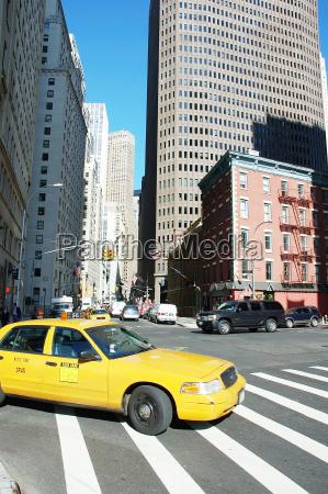 ciudad existir eeuu taxi transporte negocios