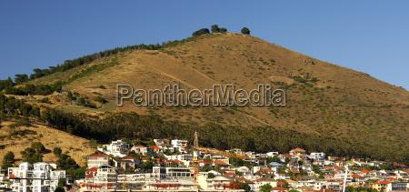 belo agradavel cidade metropole rural montanhas