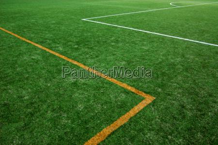verde campo abstrato laranja campo de
