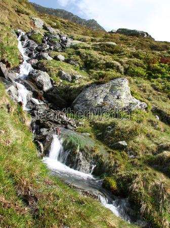 gressensteinalm gressenstein tiroler alpen wildschoenau naesse