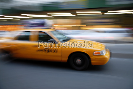 eeuu taxi mainhattan taxe verkehr amerika