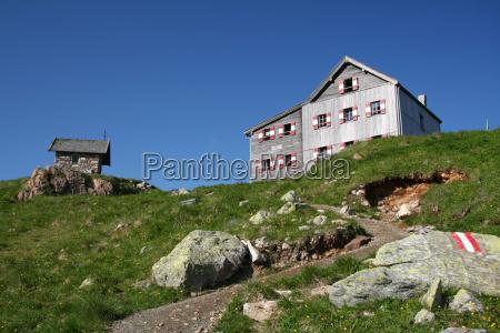 wildseeloder schutzhaus