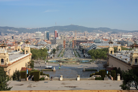 torre monumento espanha barcelona placa backsteinturm