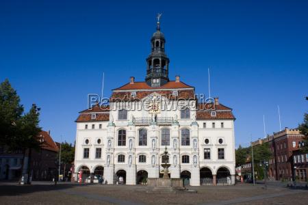 lueneburg town hall