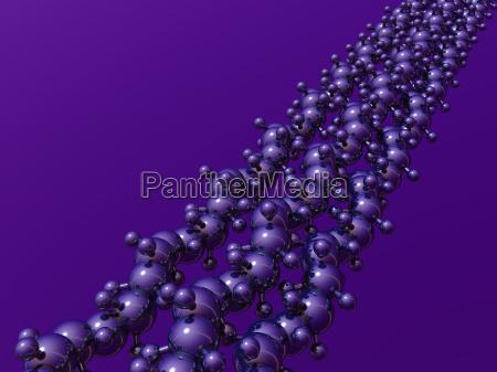 ciencia atomo abstrato quimica fisica modelo