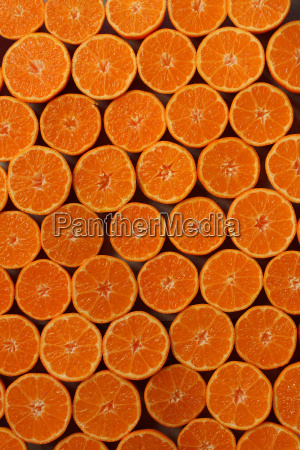 orange fruit citrous fruit tangerine backdrop
