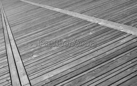 bridge vein planks floors path way