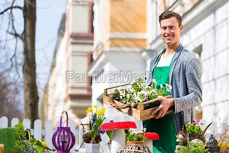 florista com entrega plantas