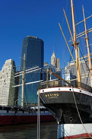 viajar historico cidade atracao eua porto