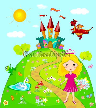 bebe princesa ninya ninyas