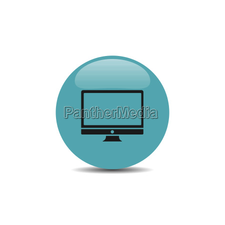 pc computadoras computadora ilustracion monitor escritorio