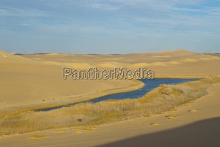 passeio viajar deserto africa horizontalmente ao